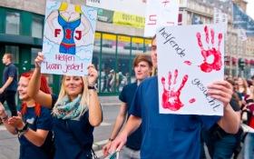 Deutsches Rotes Kreuz in Nordrhein, FreiWerk gGmbH, Agentur für gute Taten - Bild 1