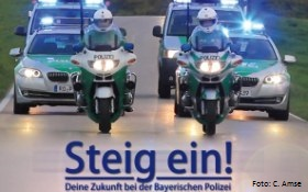 Polizeipräsidium München - Bild 1